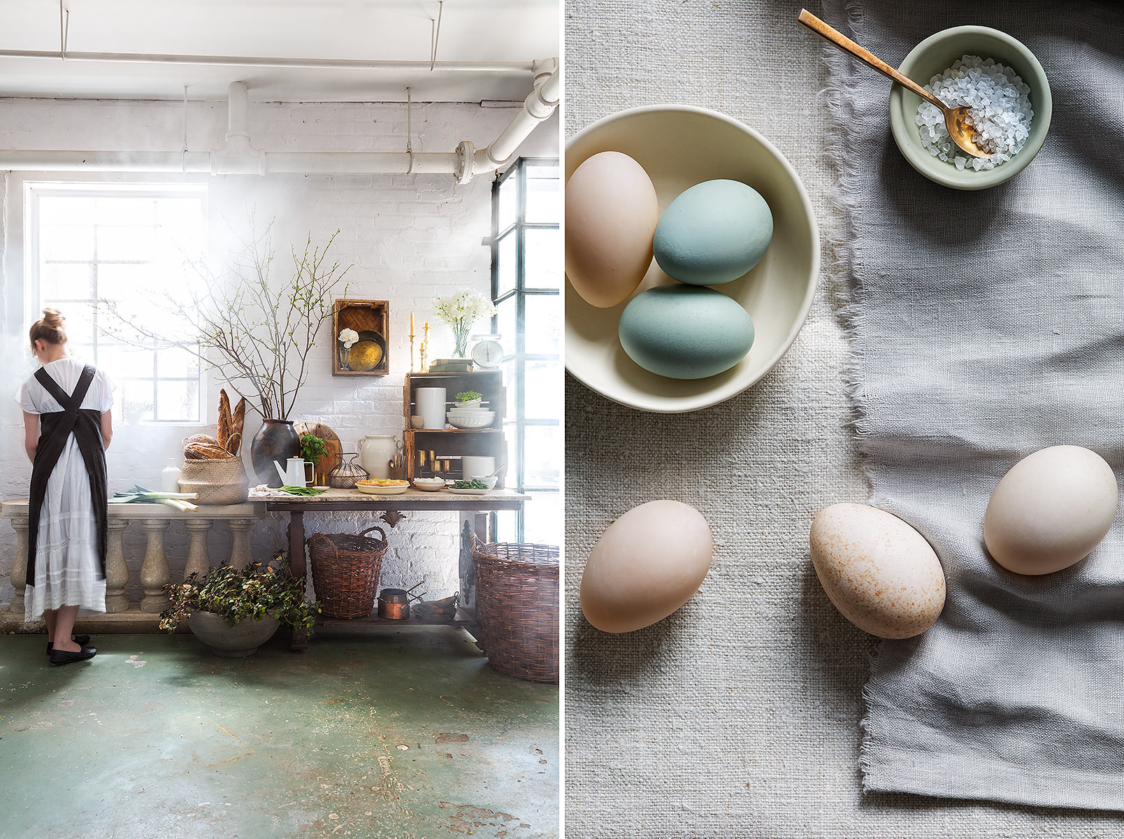 Lifestyle Photography Toronto Kitchen Eggs