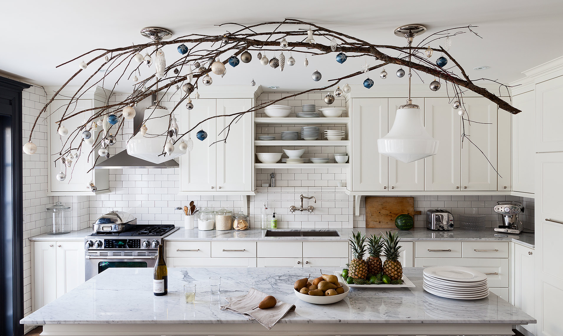 Interior Photography Toronto Holiday Kitchen